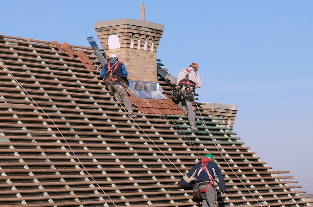 24/7 chimney repair in burnaby